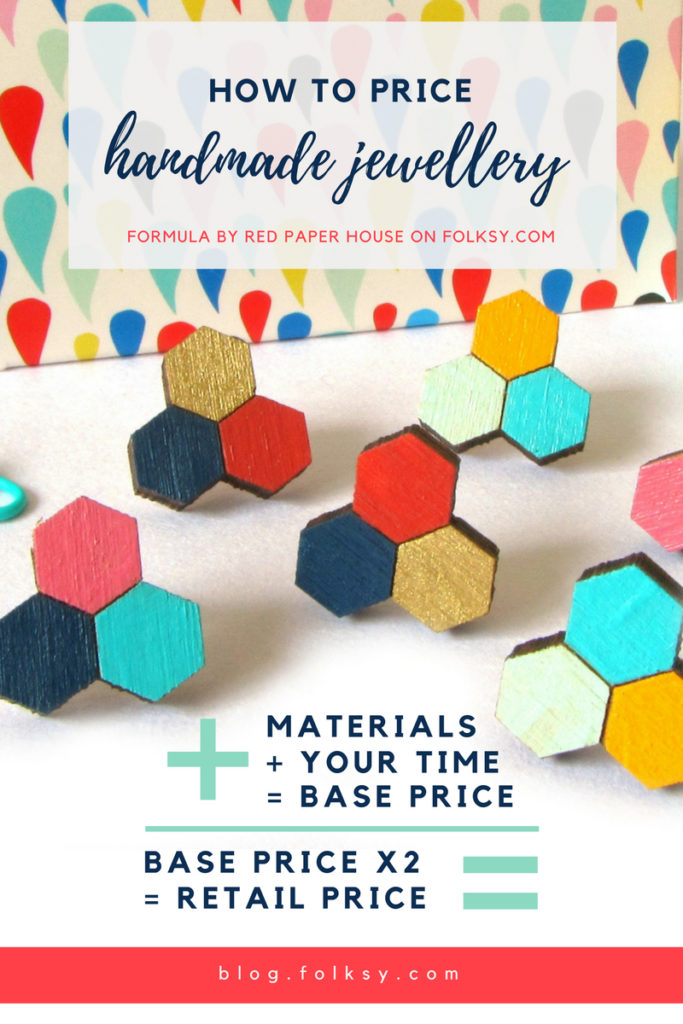 how to price handmade items shop talk from paper house 4105