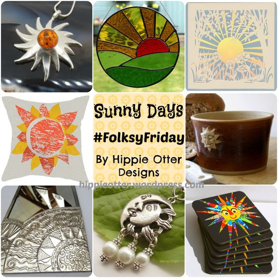 Sunny Days by Hippie Otter Designs