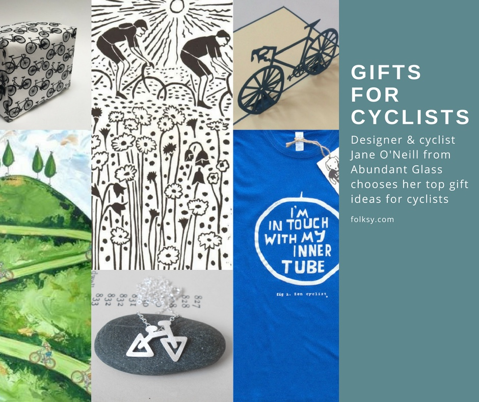 Gift ideas for Cyclists - chosen by