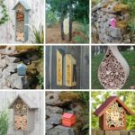 bug houses, wildlife houses, bug hotels,