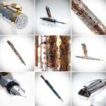 handmade pens, RG Pens,