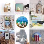 seaside crafts,