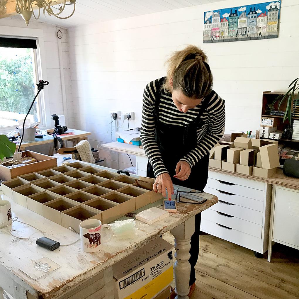 Little Stamp Store, Fran Sherbourne, handmade stamps, personalised stamps, custom stamps, custom stamps uk,