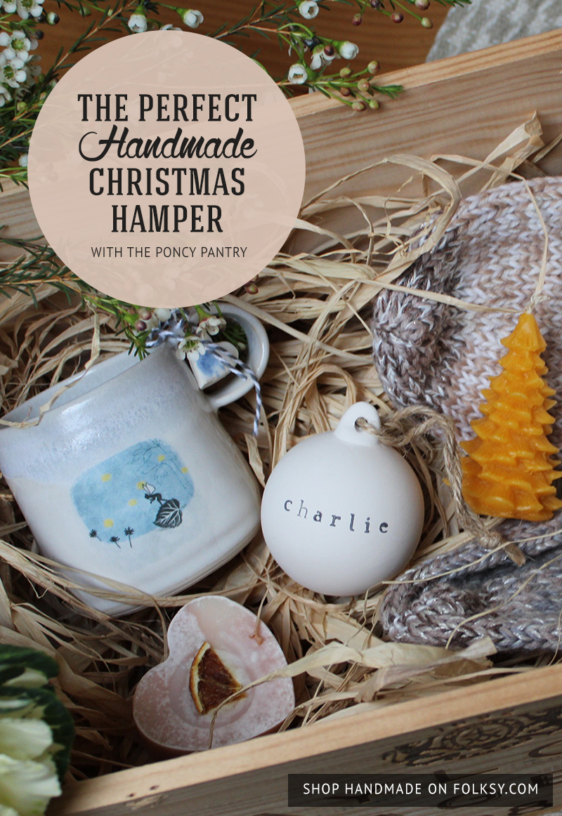 handmade christmas hamper, best christmas hamper 2018, homemade christmas hamper, handmade hamper, shop small, christmas hamper, christmas gifts, christmas, christmas gift ideas, handmade christmas