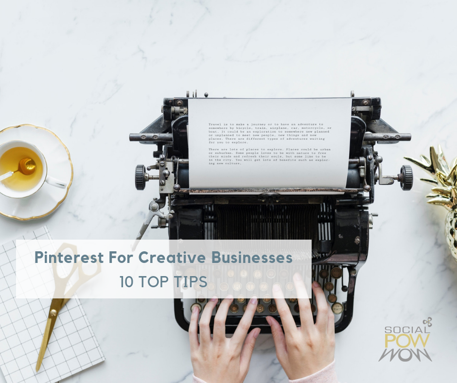Pinterest tips for creative businesses, Pinterest tips for Folksy sellers, Pinterest tips for your online shop,