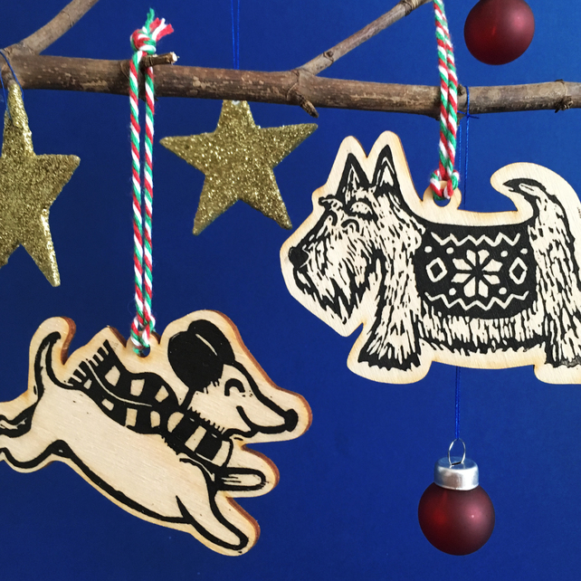 best gifts for dog lovers, gifts for dog lovers, dog gift ideas, dog christmas decorations, dog tree decorations,