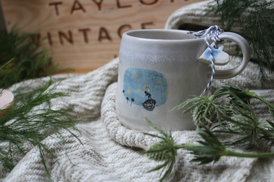 zan and me, ceramic mug, handmade ceramic mug, handmade christmas hamper, best christmas hamper 2018, homemade christmas hamper, handmade hamper, shop small, christmas hamper, christmas gifts, christmas, christmas gift ideas, handmade christmas