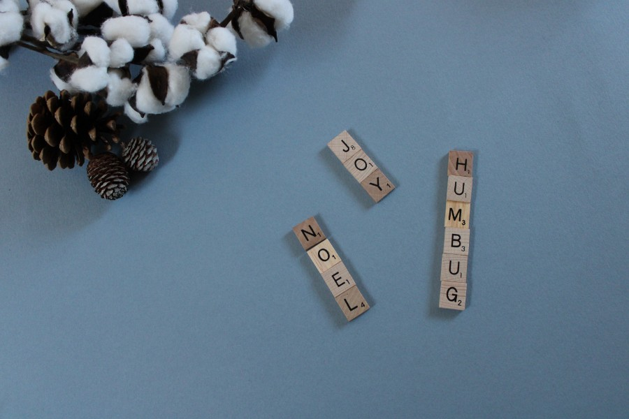 Christmas Ornament Tutorial, Scrabble Christmas Ornament, DIY Christmas ornaments,