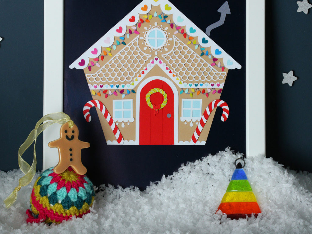 Gingerbread giveaway,