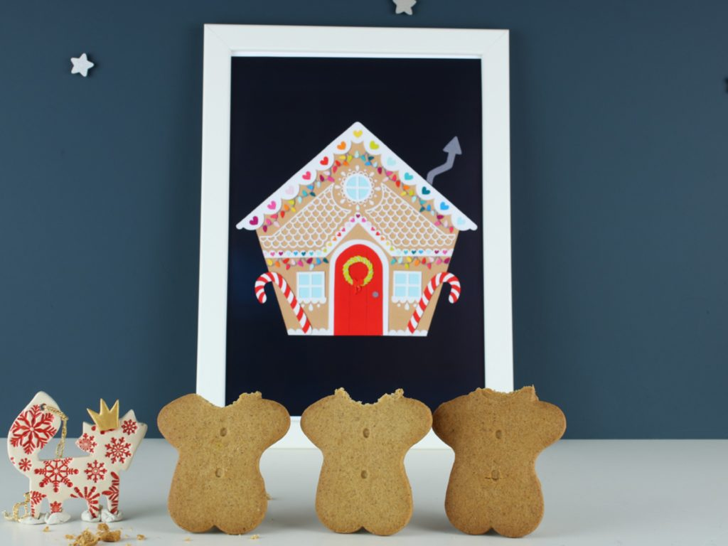 Gingerbread house papercut, By Charlies Hand, gingerbread animation,