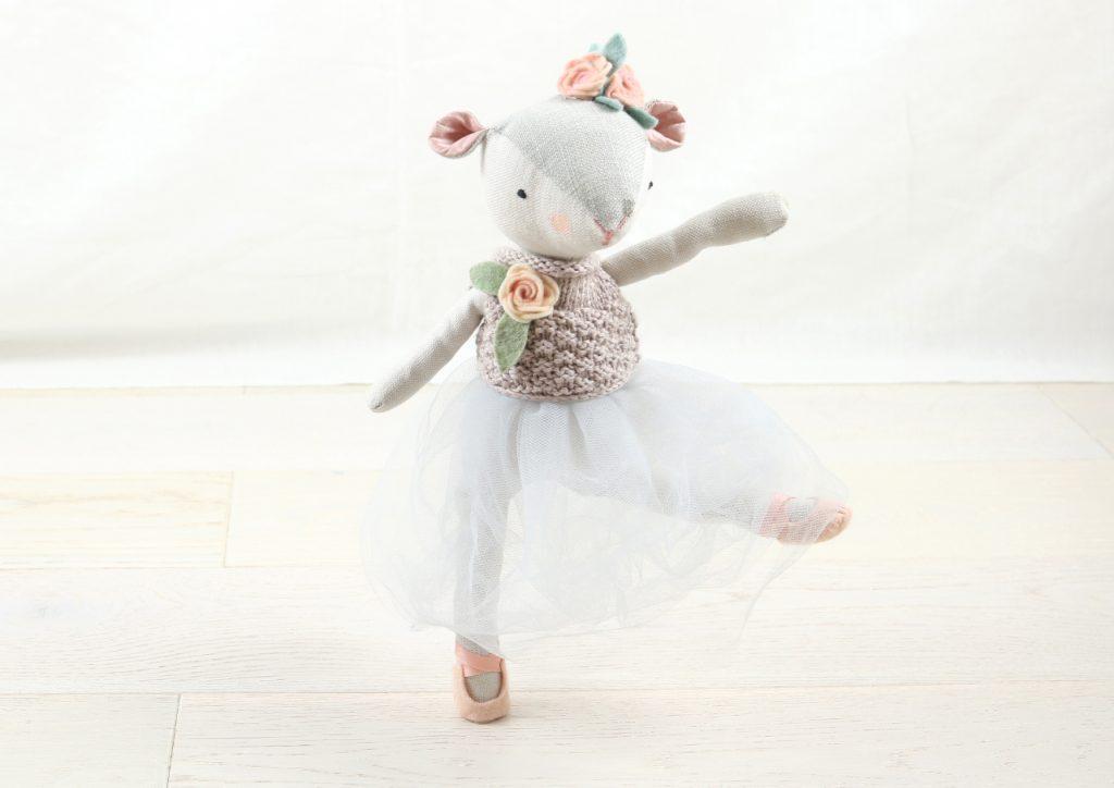 Ballerina Mouse Wilderstitch