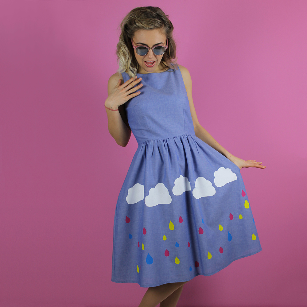 How To Learn How To Sew Dresses