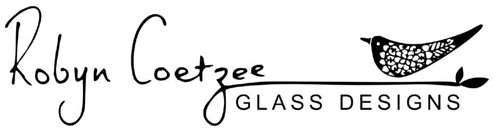Robyn Coetzee glass designs logo