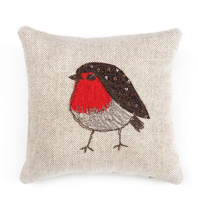 Robin Pin Cushion
