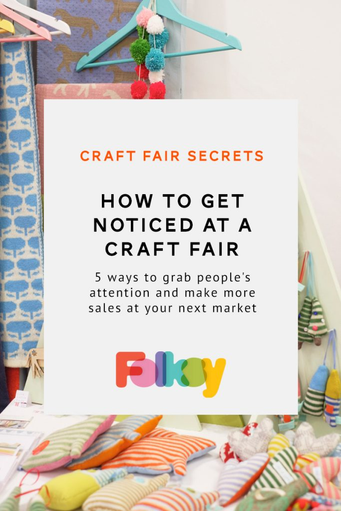craft fair promotion tips