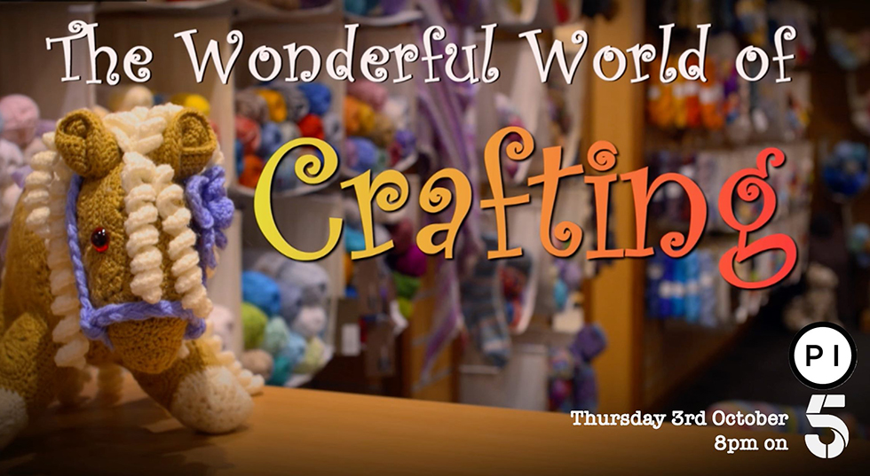The Wonderful World of Crafting Channel 5