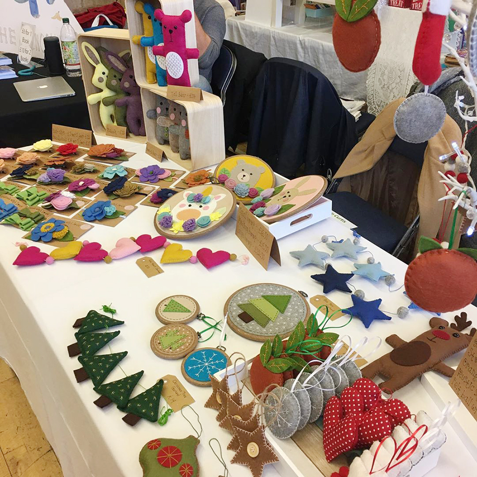 Georgie's Little Makes craft fair