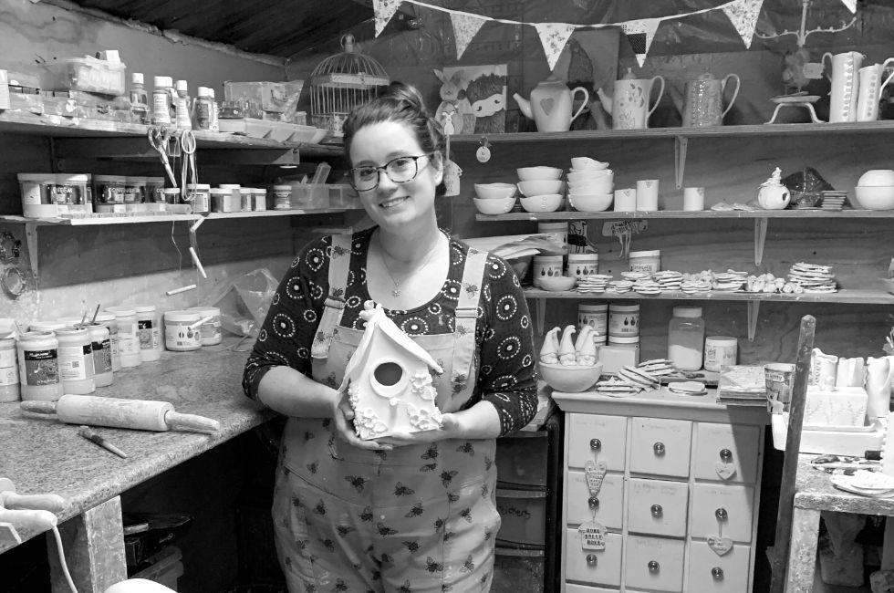 Shelly Lee Ceramics Devon