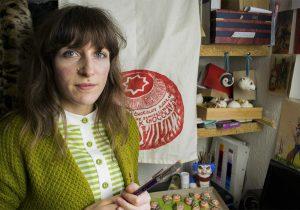 Kayleigh Radcliffe maker interview