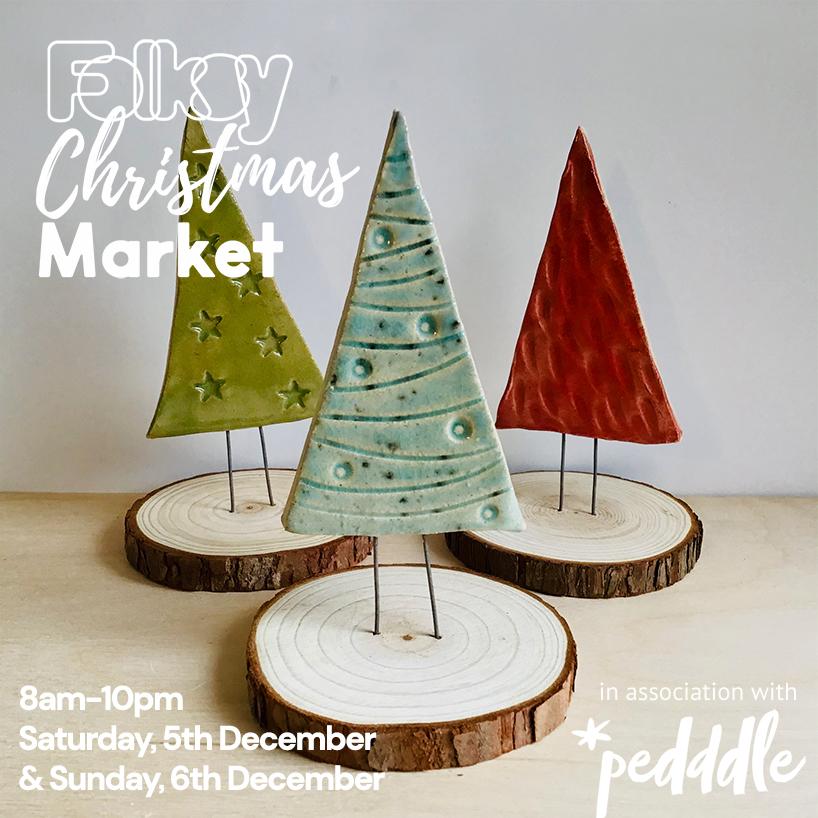 Folksy Christmas Market