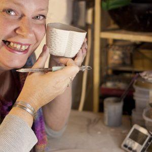 Clara Castner handmade ceramics