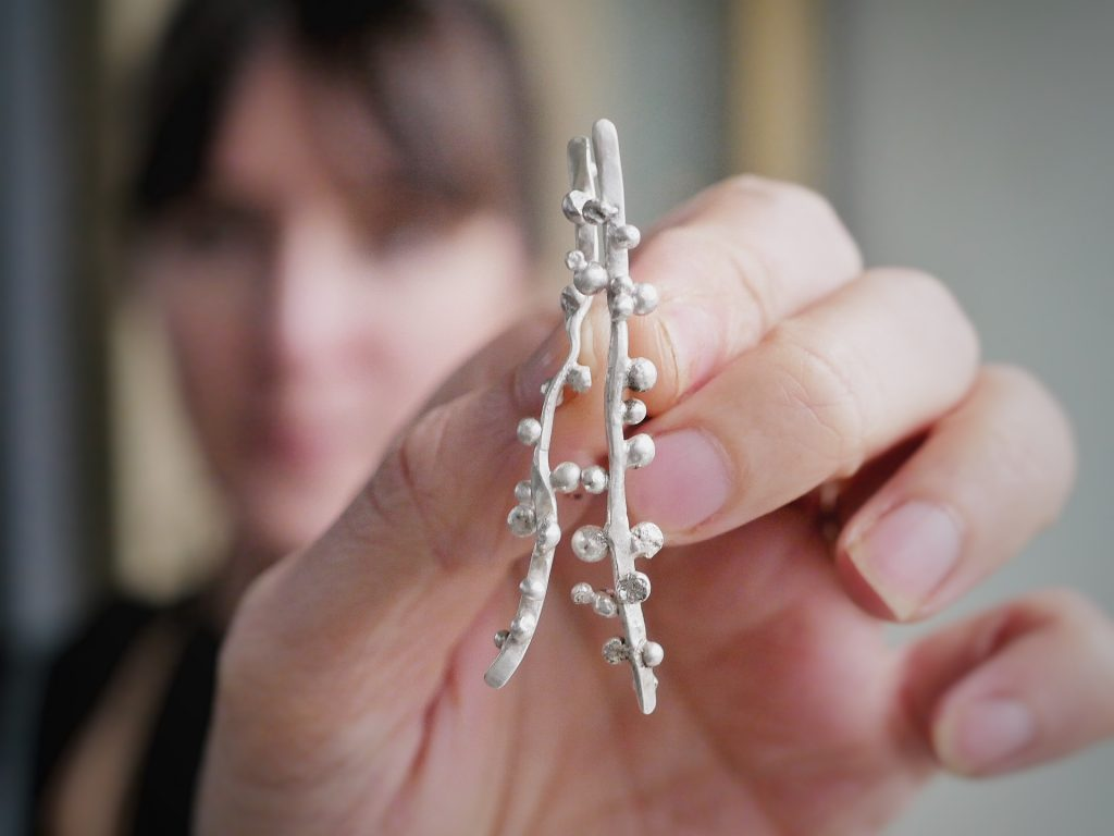 Sarah and the Wolf Jewellery Designer in Glasgow Scotland