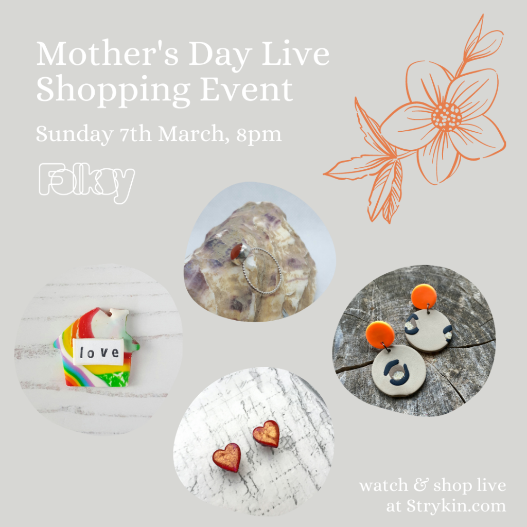 Mother's Day shop Folksy