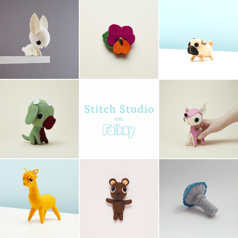 Stitch Studio on Folksy