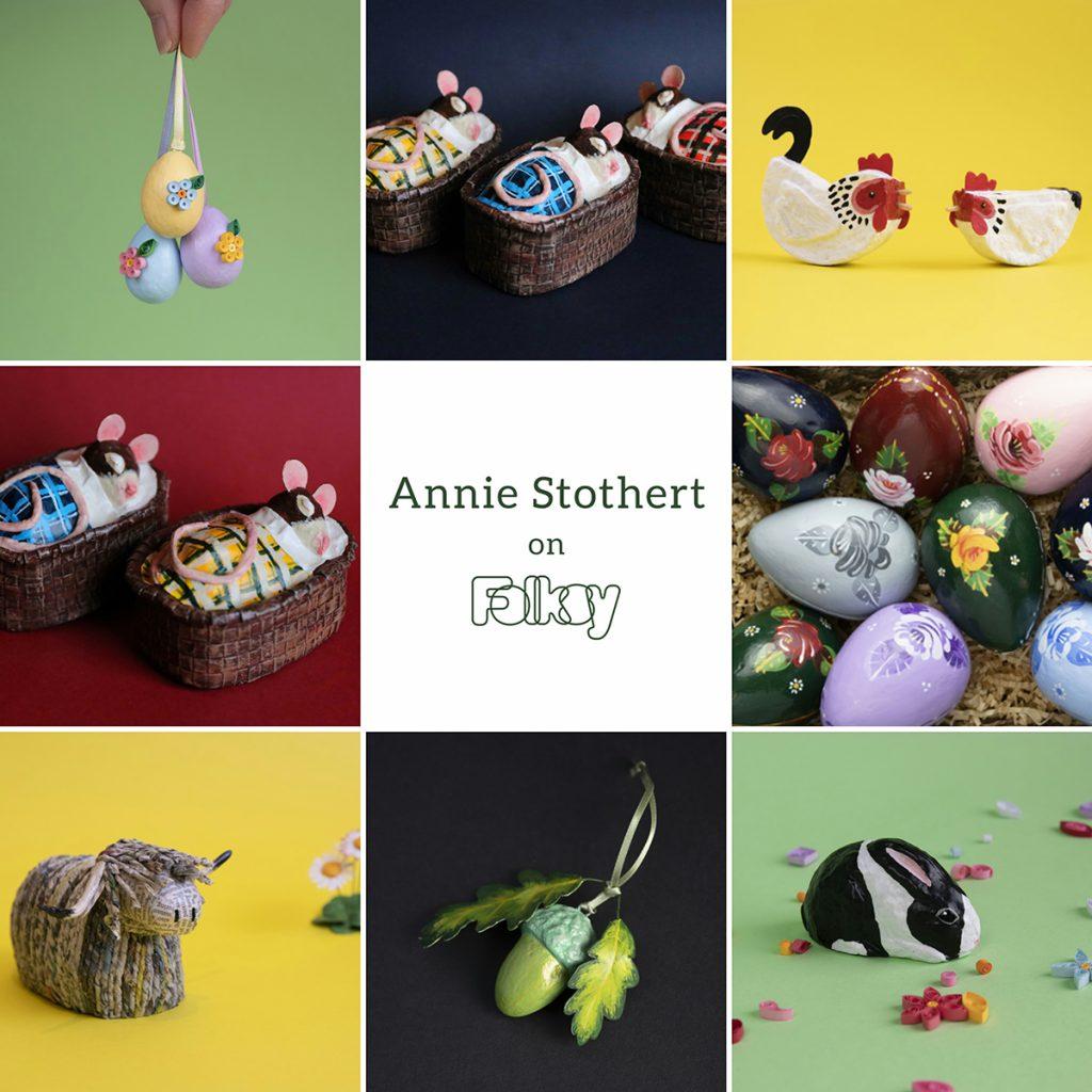 Annie Stothert Art