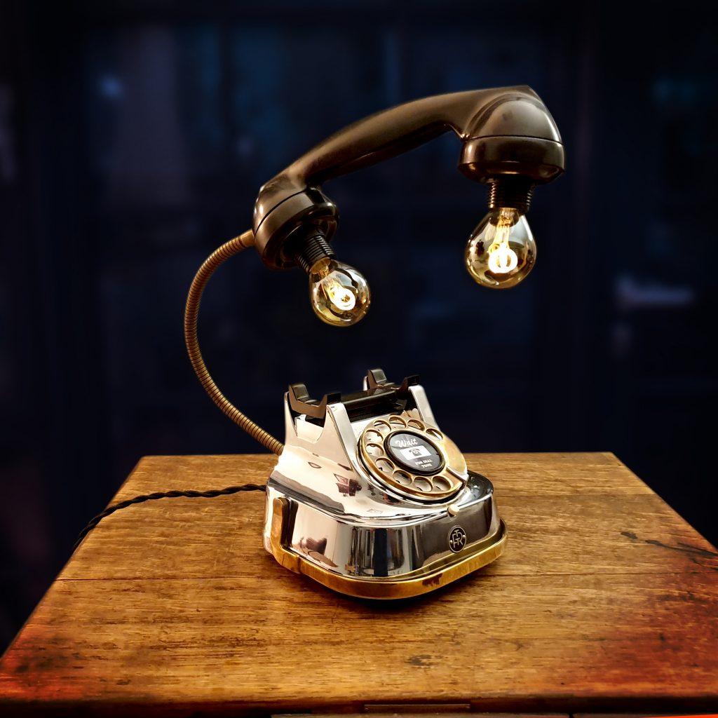 Godwin Vintage upcycled vintage lighting