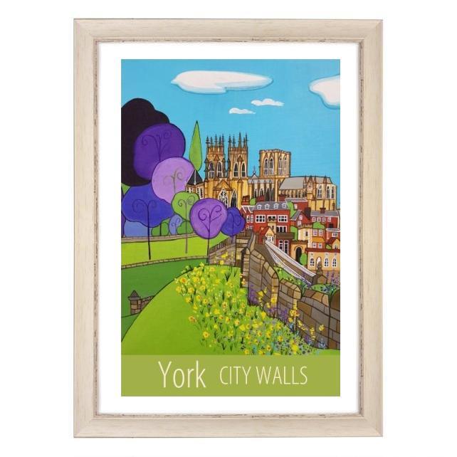 Travel posters York Walls
