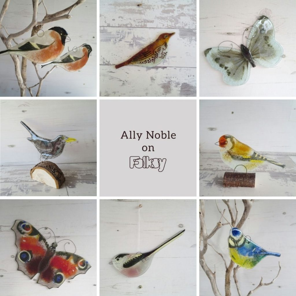 Ally Noble Fused Glass
