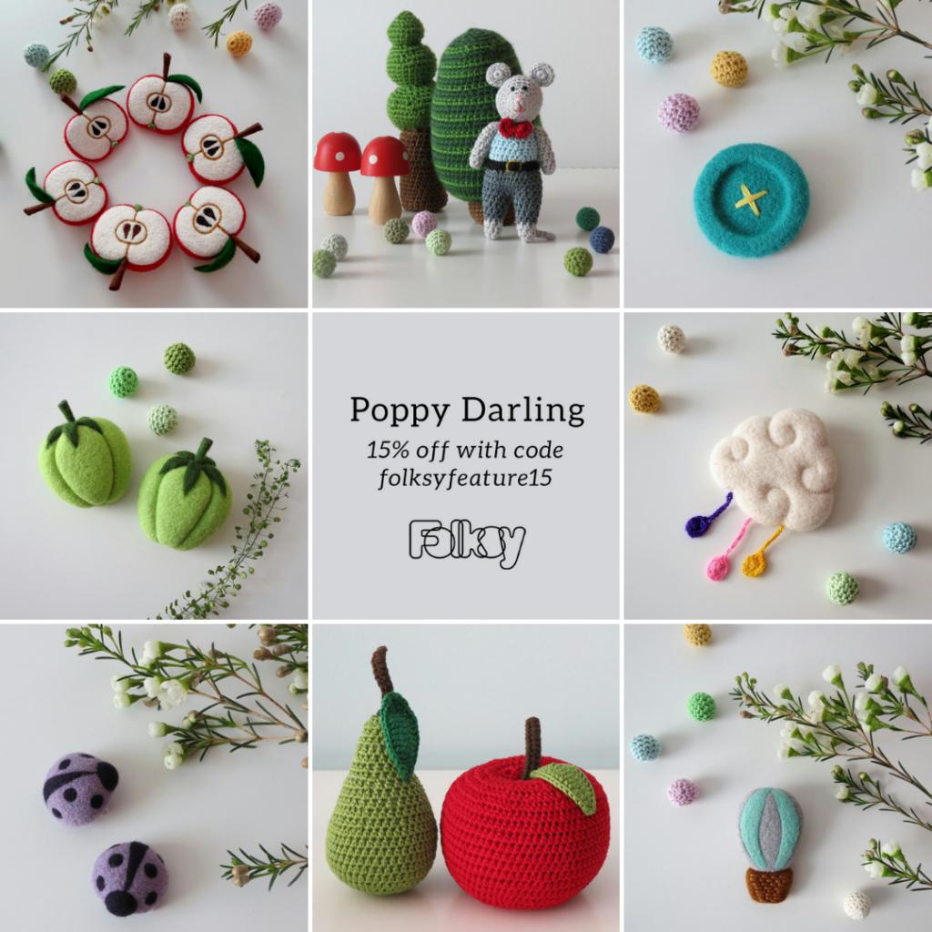 Poppy Darling offer